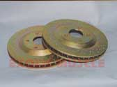 CROSS DRILLED LS1 ROTORS FRONT (EACH)