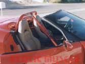 ROLL BAR 5-Point w/ Diag. (CONVERTIBLE)